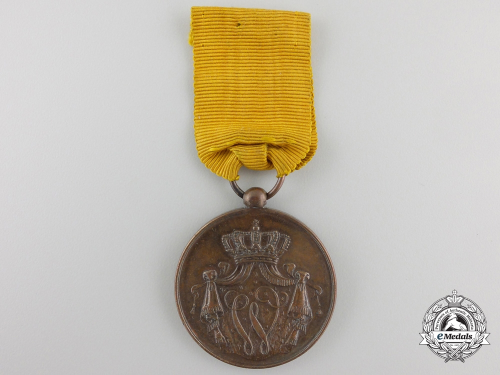 eMedals-A Royal Dutch Navy Long & Honorable Service Medal