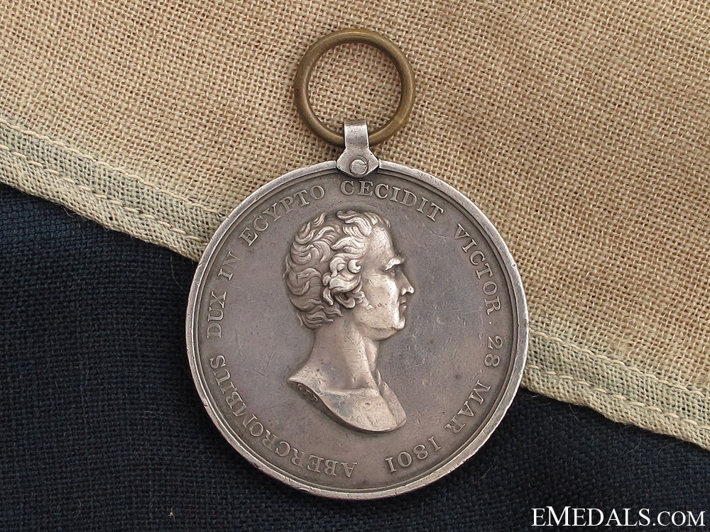 eMedals-1801 Highland Society's Medal for Egypt