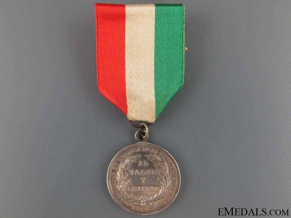 eMedals-1852 Defense of the Northern Boarder Medal