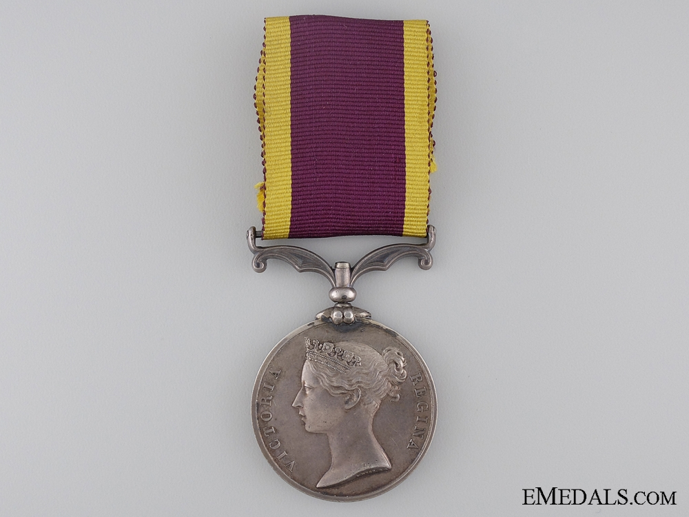 eMedals-1857-1860 Second China War Medal; Unnamed