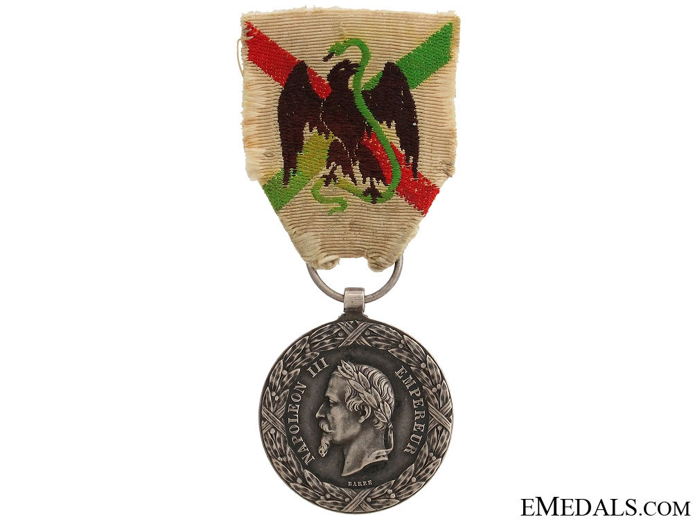eMedals-1862-63 Mexican Campaign Medal