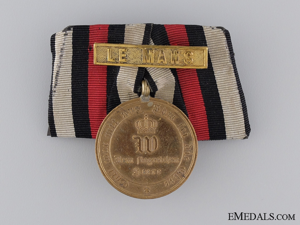 eMedals-1870-71 Prussian Campaign Medal