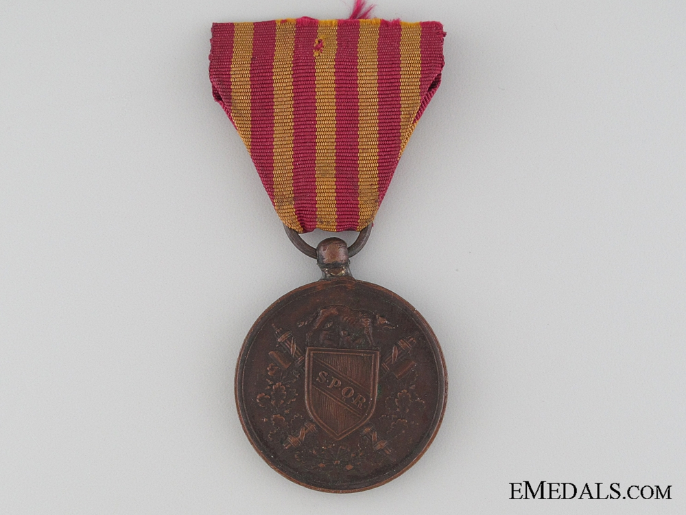 eMedals-1870 Libertaion of Rome Medal