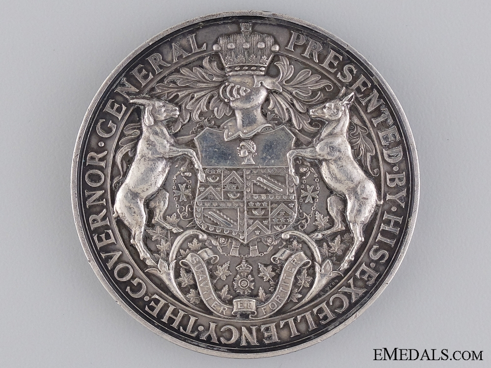 eMedals-1898 Canadian Governor General Award