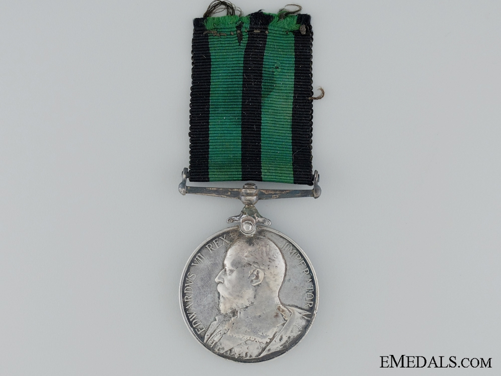 eMedals-1900 Ashanti Medal to the West African Regiment