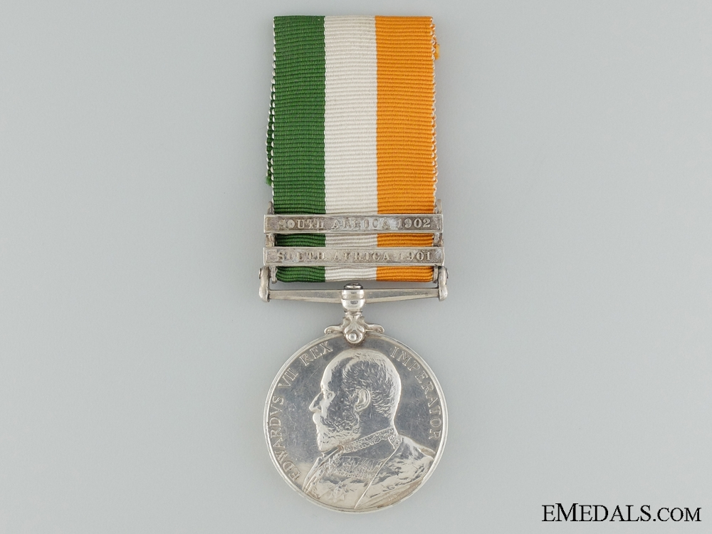 eMedals-1901-02 King's South Africa Medal to the Royal Scots