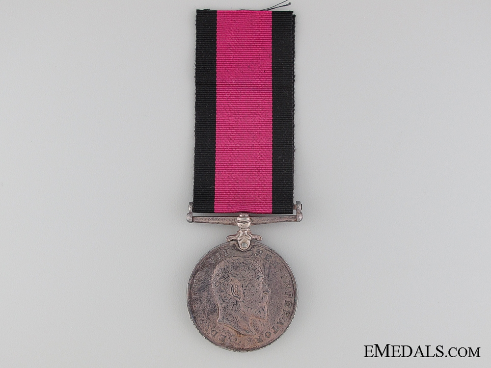 eMedals-1907 Natal Rebellion Medal to Trooper Campbell