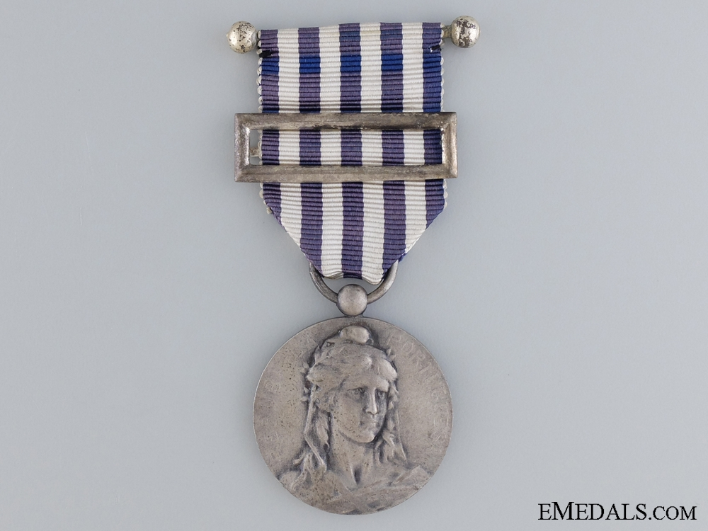 eMedals-A 1910 Portuguese Medal of Military Valour
