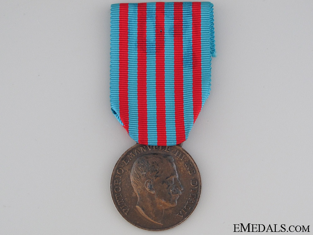 eMedals-1912 Medal for the Libyan Campaign