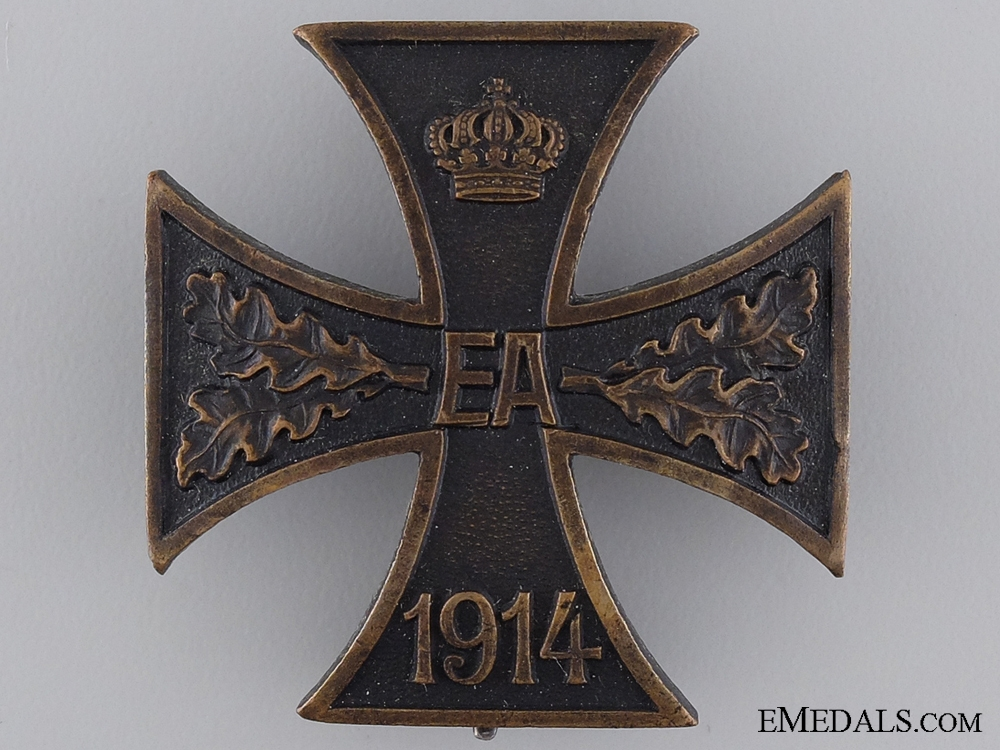 eMedals-1914 First Class War Merit Cross