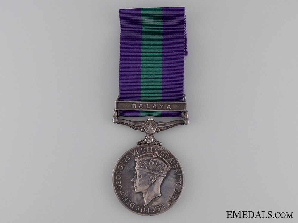 eMedals-1918-62 General Service Medal to the Royal Army Ordnance Corps