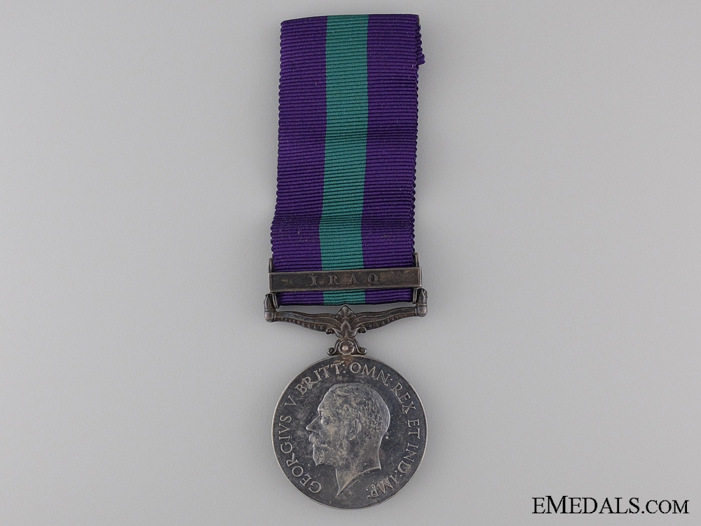 eMedals-1918-62 General Service Medal to the Indian Signal Corps