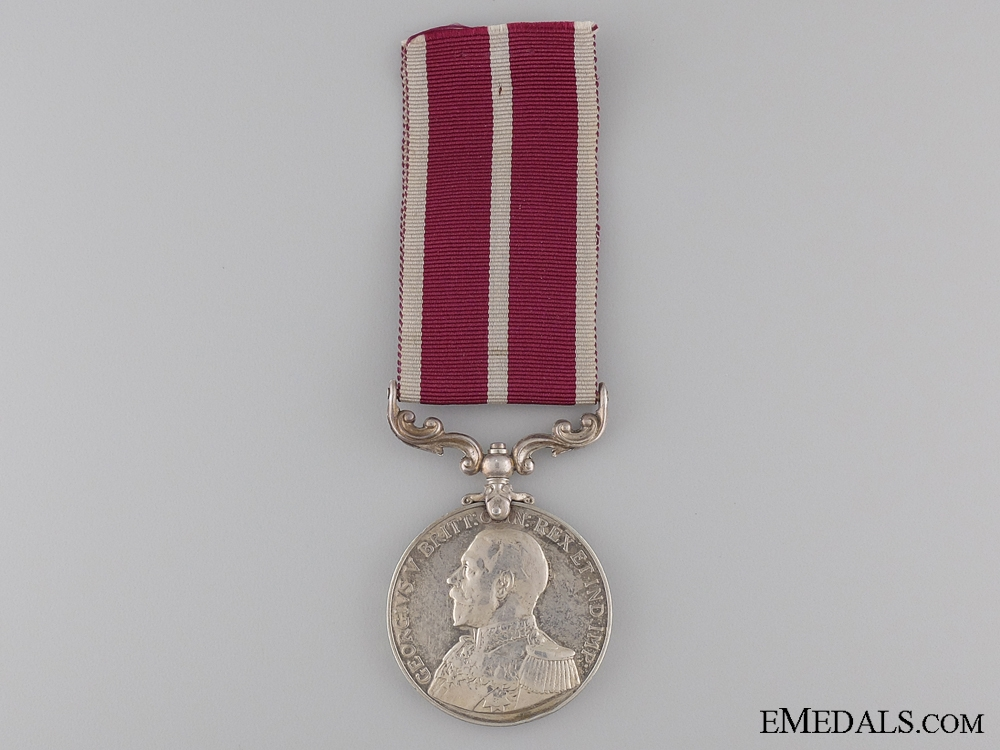 eMedals-A 1918 Royal Naval Meritorious Service Medal
