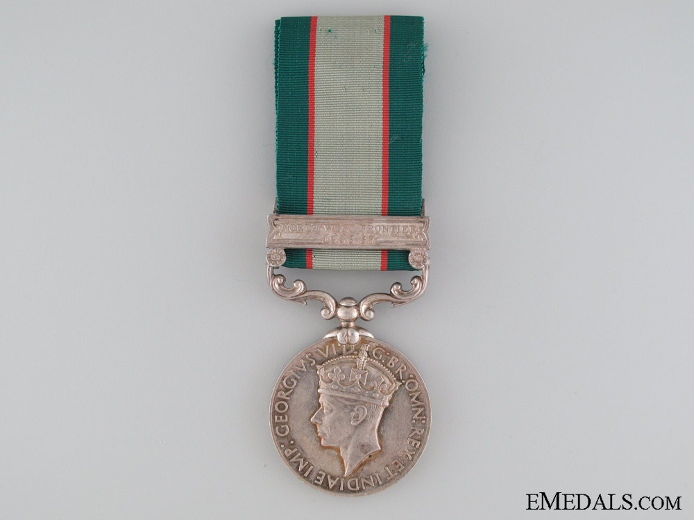 eMedals-1936-1939 India General Service Medal