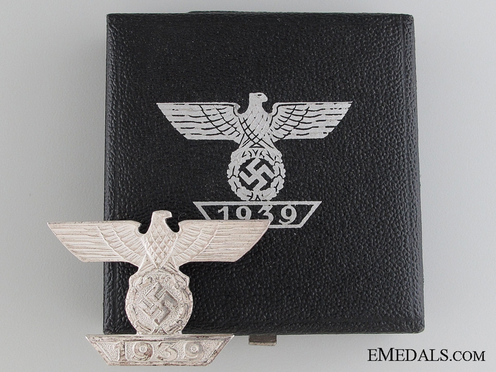 eMedals-1939 Clasp to the 1914 Iron Cross 1st Class