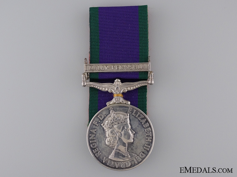 eMedals-1962 General Service Medal to the Royal Navy