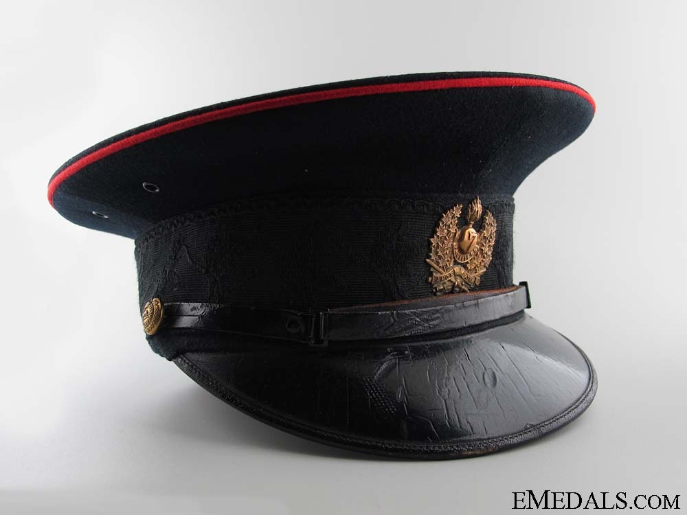 eMedals-7th Fusiliers Cap by Muir Cap Company Toronto
