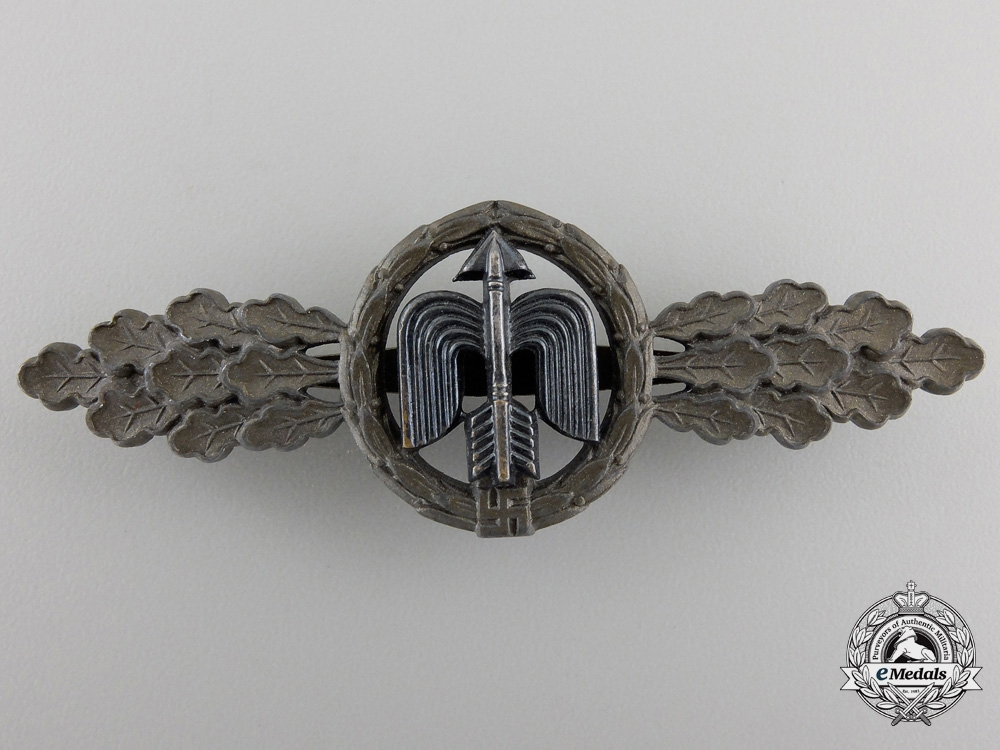 eMedals-A Short Range Luftwaffe Fighter Clasp by G.H. Osang