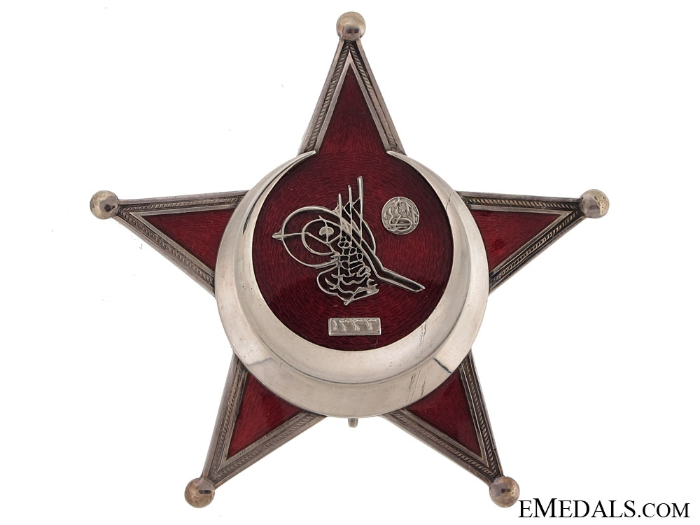 eMedals-1915 Campaign Star – Silver & Austrian Made