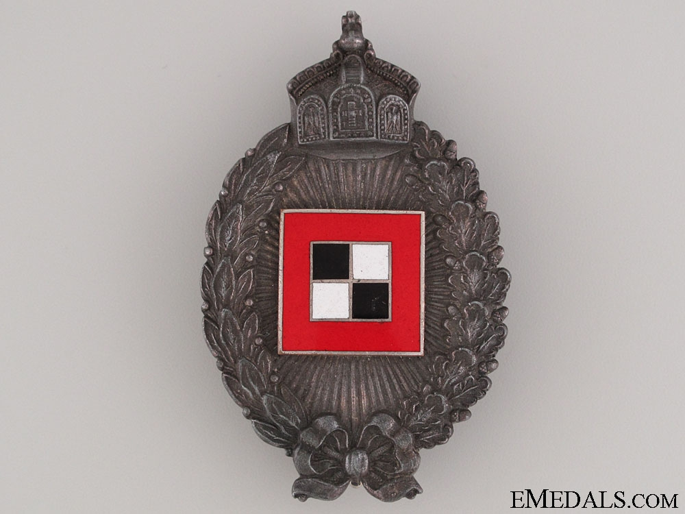 eMedals-Late War Prussian Observer's Badge