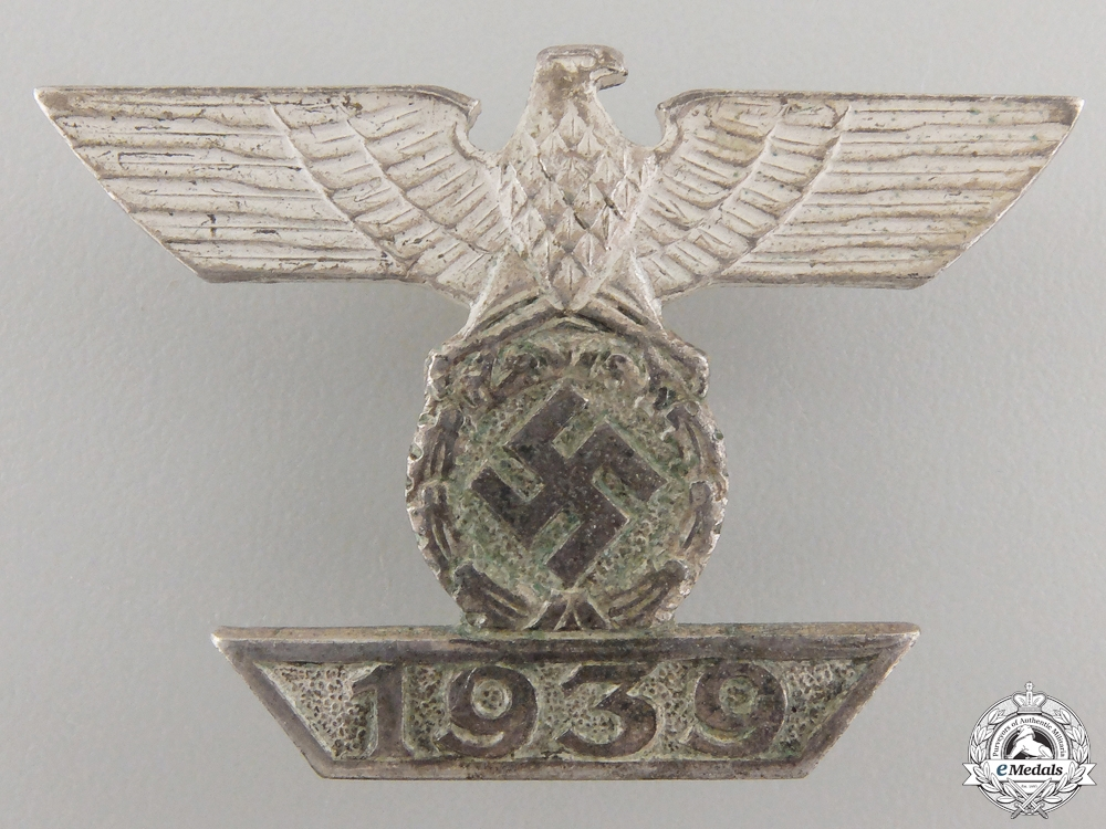 eMedals-A Clasp to Iron Cross 1st Class 1939 by BH Mayer