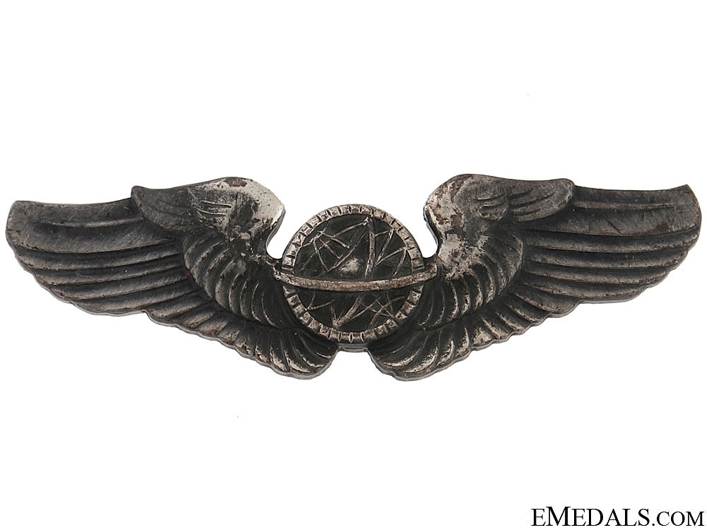 eMedals-Army Air Force Navigator Wing