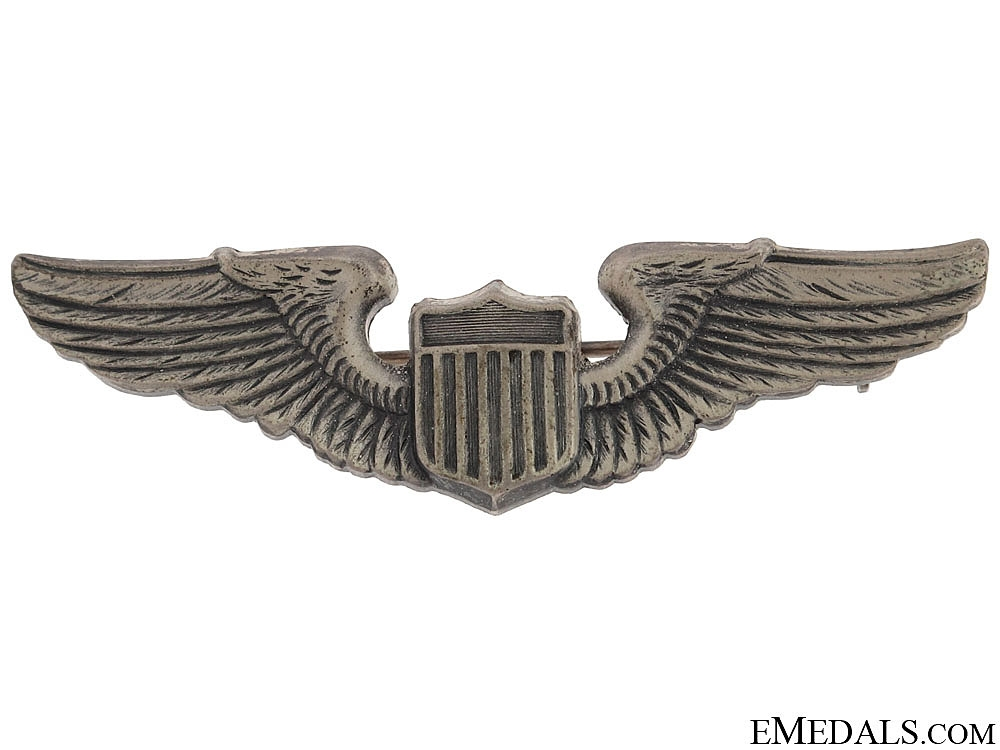 eMedals-Army Air Force Pilot Wing