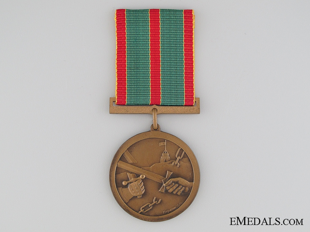 eMedals-Lithuanian Medal of the Volunteer Founders of the Army