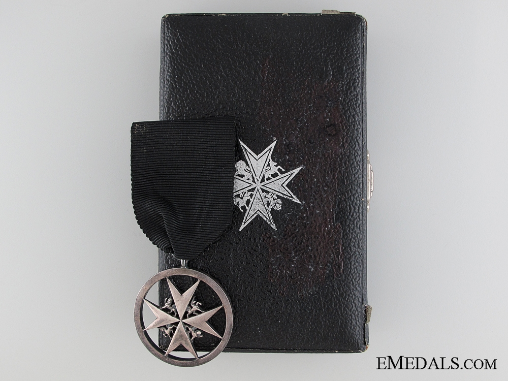 eMedals-The Order of St. John; Serving Brother Breast Badge