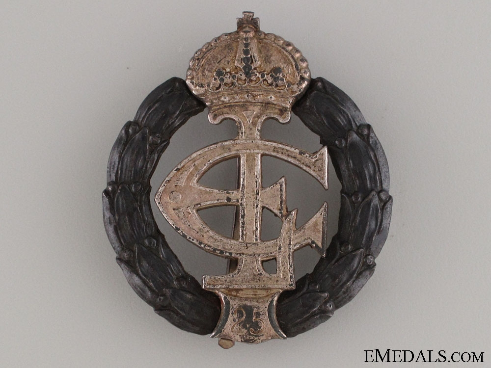 eMedals-War Decoration in Iron