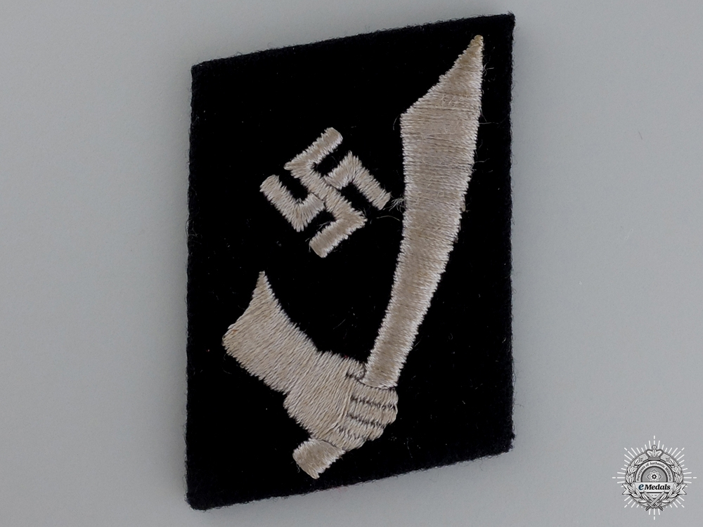 eMedals-A 13th Waffen-SS Mountain Division Handschar Tab
