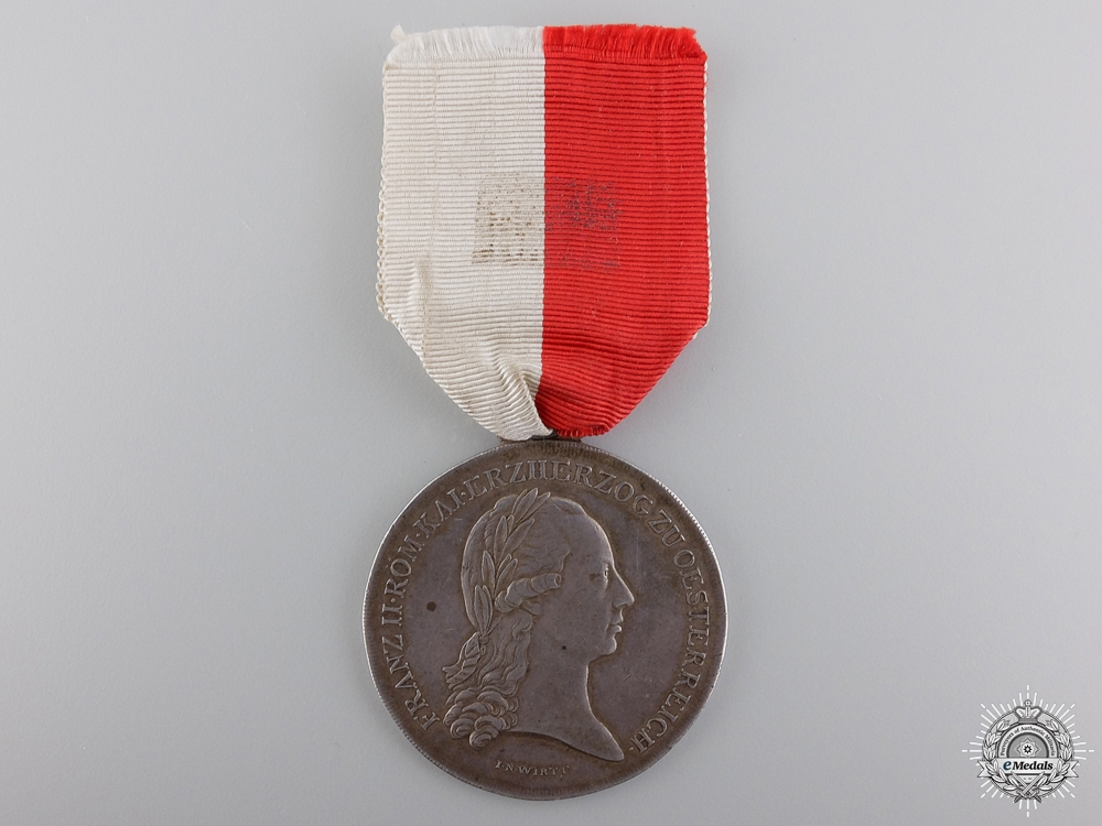 eMedals-A 1797 Lower Austria Military Merit Medal