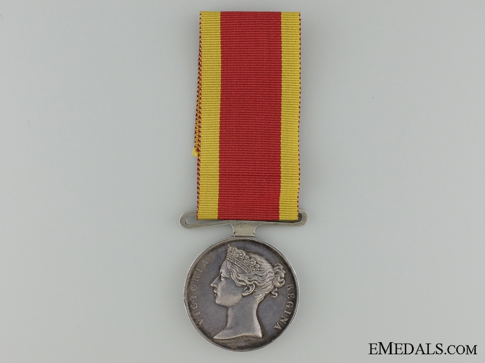 eMedals-A 1842 China War Medal to the HMS Endymion