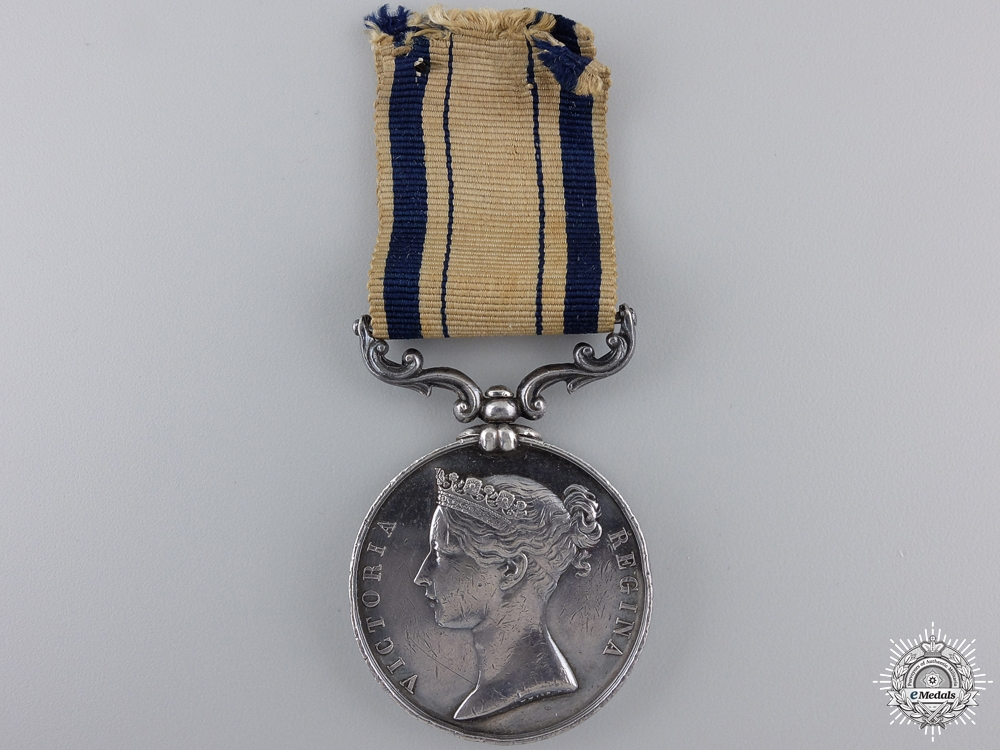eMedals-A 1853 South Africa Medal to the 45th Regiment of Foot  Consignment 21