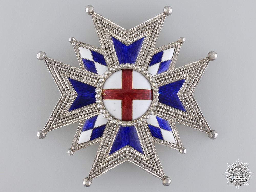 eMedals-A 1860 Military House Order of St. George; Grand Cross Star