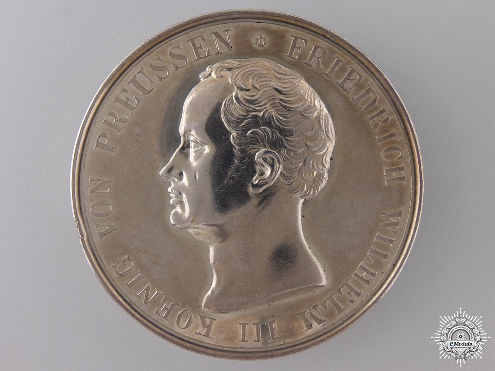 eMedals-A 1865-75 Prussian Life Saving Medal