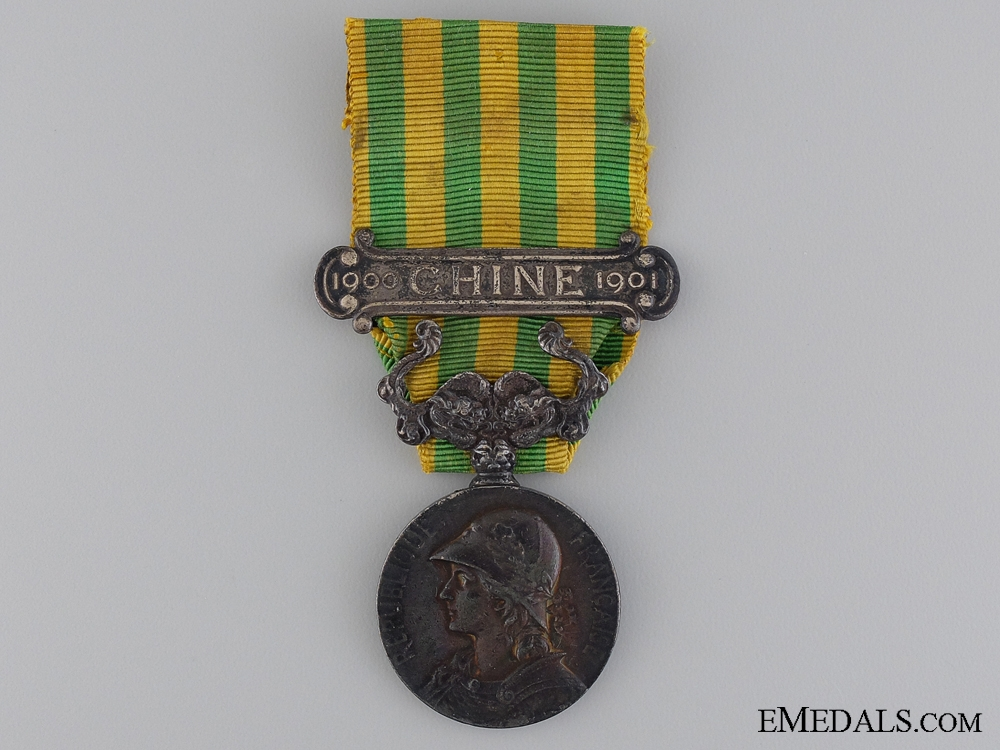 eMedals-A 1900 French China Campaign Medal