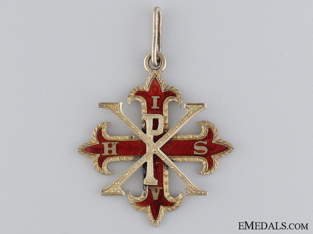 eMedals-A 1903 British Red Cross of Constantine to William McNutt