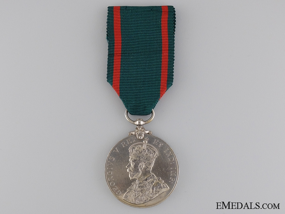 eMedals-A 1911 GV Visit to Ireland Medal