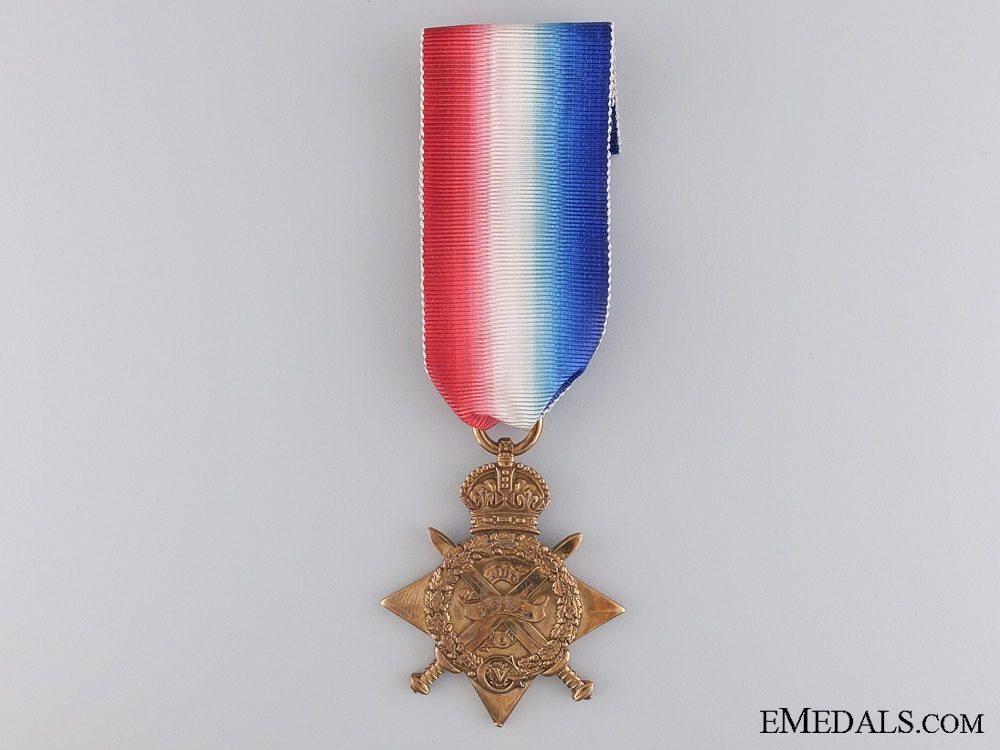 eMedals-A 1914 Mons Star to the 2nd King's Royal Rifle Corps