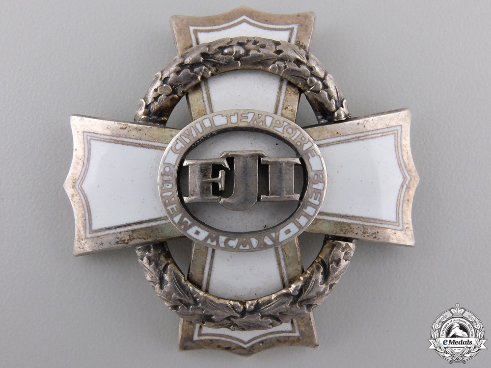 eMedals-A 1916 Austrian War Cross for Civil Merit; 3rd Class