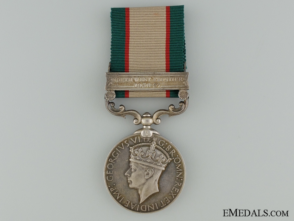 eMedals-A 1936-39 India General Service Medal to the Bengal Sappers