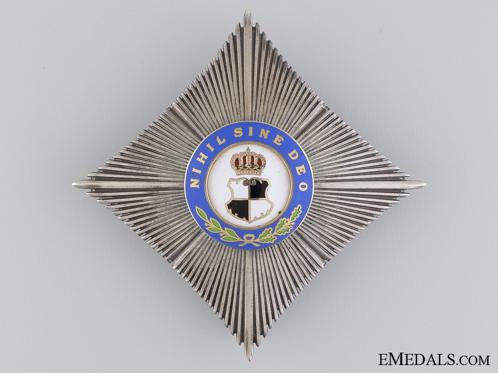 eMedals-A 1938-40 Romanian Order of the Ruling House; Commander's 2nd Class Star