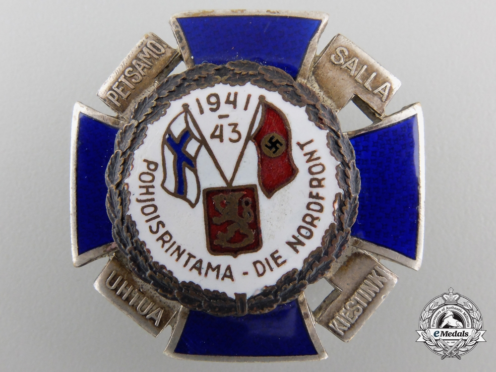 eMedals-A 1941-43 Northern Front Cross