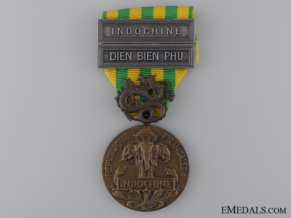 eMedals-A 1945-1954 French Indochina Campaign Medal