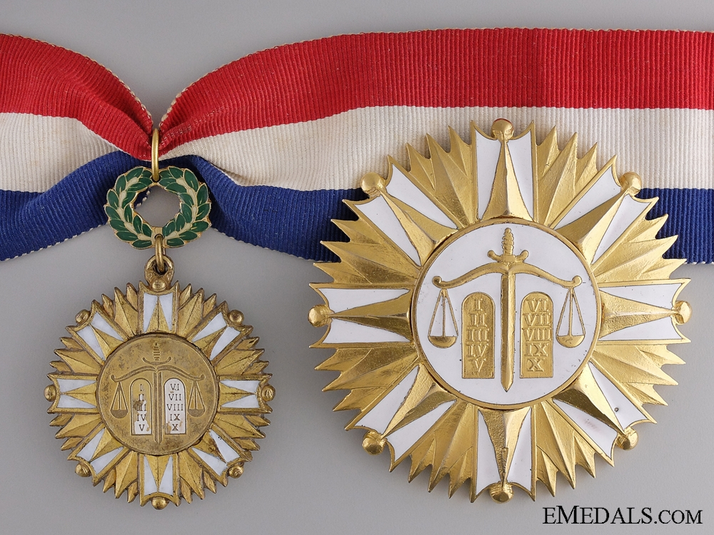 eMedals-A 1950's Philippino Order of Kalantiao (Order of Kalantiaw)
