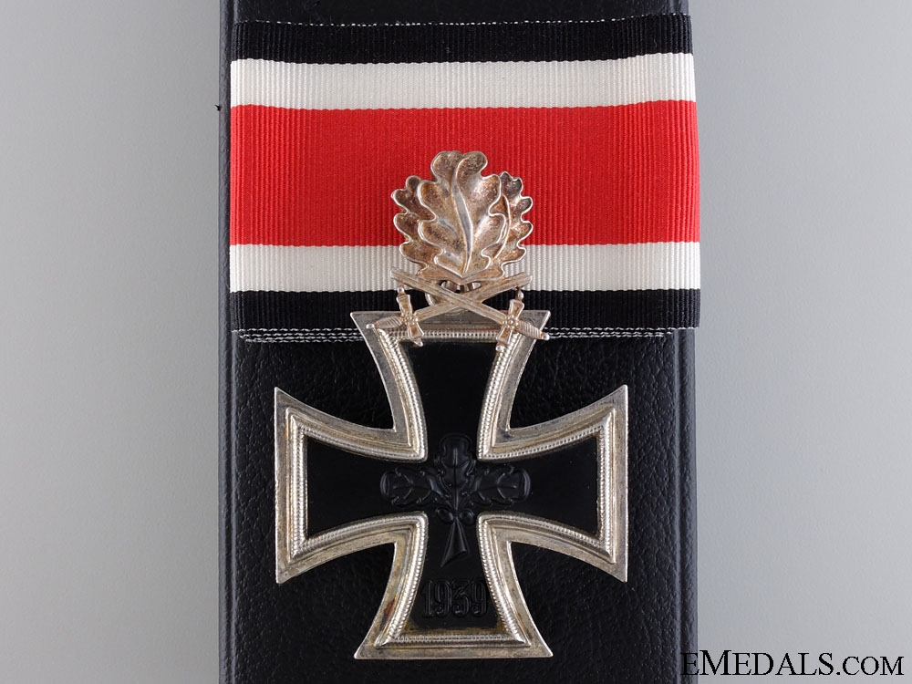 eMedals-A 1957 Knight's Cross of the Iron Cross with Swords/Oakleaves
