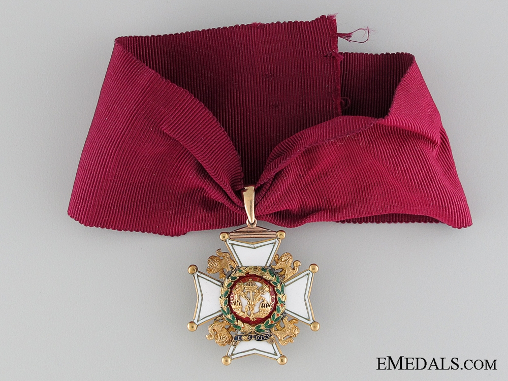 eMedals-A 19th Century Military Division Order of the Bath in Gold