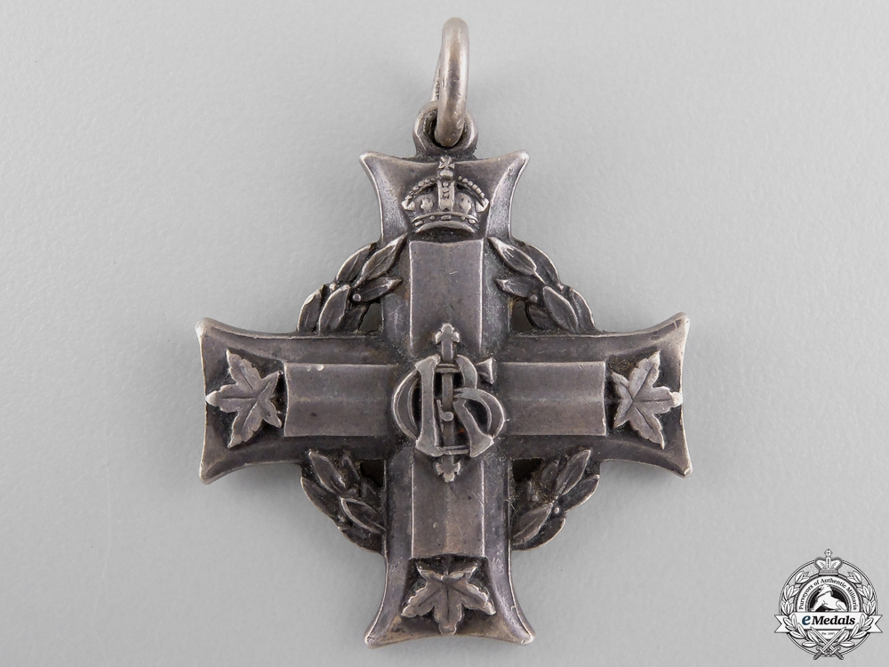 eMedals-A 5th Mounted Rifles Memorial Cross; Missing in Action at Regina Trench