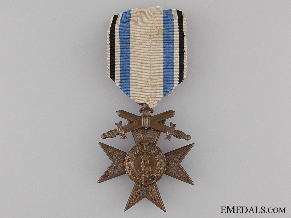 eMedals-A Bavarian Military Merit Cross with Swords